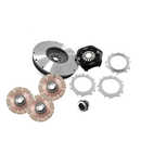 BMW M50/52/54 S50/54 kopplingskit 184mm - 1650nm